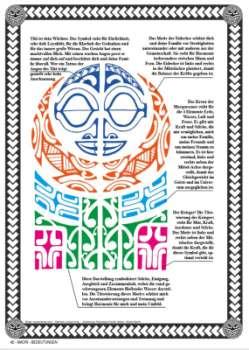 Sina Shop Maori Bedeutungen Polynesien Tattoos Volume 2