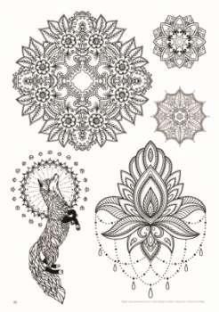 sina shop mandala vol 3 extreme motive tattoo vorlagen. Black Bedroom Furniture Sets. Home Design Ideas