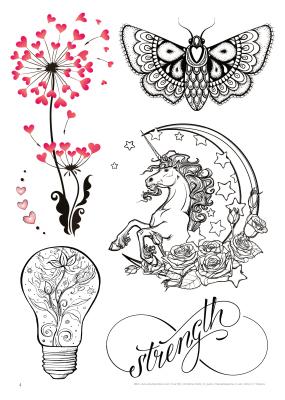 43 Ideen Fur Tattoovorlagen Und Ihre Symbolische 15