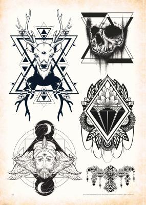 Unique Lotus Tattoo Vorlage Keyword Tattoo Ideas 1